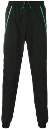 Cottweiler striped track trousers