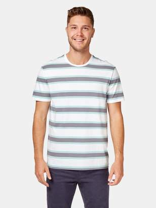 Jeanswest Cameron Short Sleeve Stripe Crew Tee
