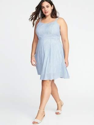 Old Navy Blue Plus Size Dresses Shopstyle
