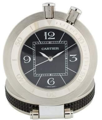 Cartier Pasha de Travel Clock