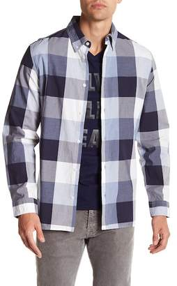Calvin Klein Buffalo Grindle Check Button Shirt