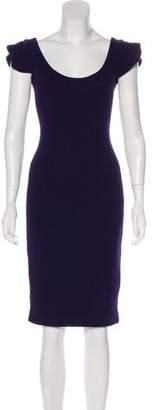 Charles Chang-Lima Sleeveless Knee-Length Dress