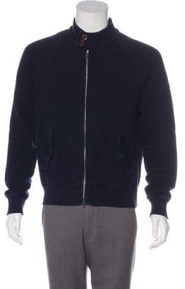 Todd Snyder Knit Bomber Jacket