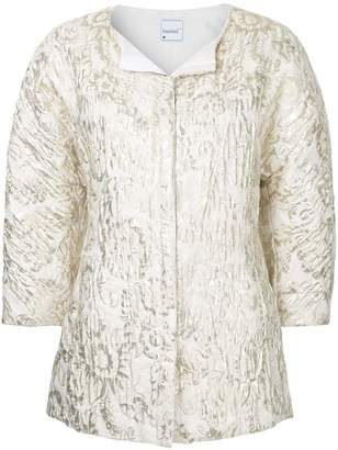 Bambah gold cocoon jacket