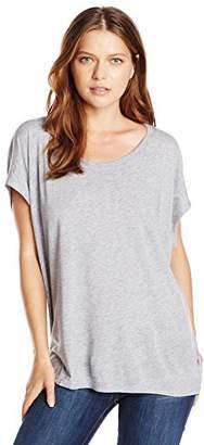 Splendid Women's Light Jersey Loose Fit T-Shirt