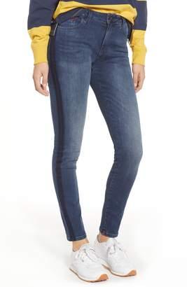 Tommy Jeans Santana High Waist Skinny Jeans