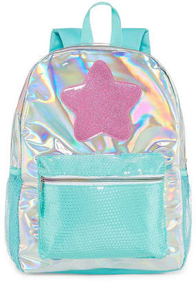 Confetti Holographic Star Backpack