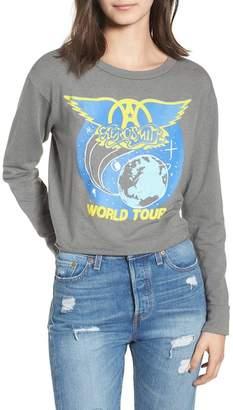 Junk Food Clothing Aerosmith Sweatshirt