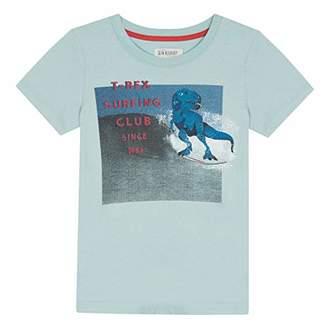Jean Bourget Boy's Jn10033 T-Shirt, (Light Green 52), (Size: 5A)