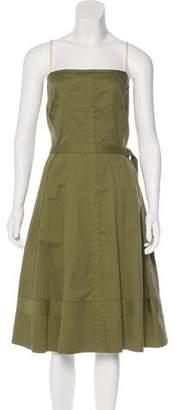 DKNY Pleated Midi Dress w/ Tags