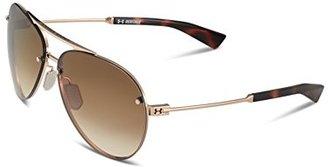 Under Armour Double Down 8600083-910100 Aviator Sunglasses $105.48 thestylecure.com