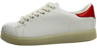 Bebe Womens Kenedy Low Top Lace Up Fashion Sneakers.