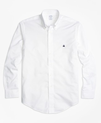 Brooks Brothers Non-Iron Regent Fit Oxford Sport Shirt