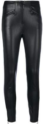 Ermanno Scervino waistless skinny trousers