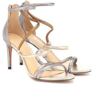 0f1148b40a0a Alexandre Birman Leather Upper Sandals For Women - ShopStyle UK