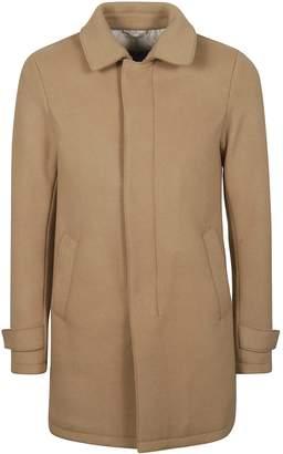 Herno Concealed Side Slit Pocket Jacket