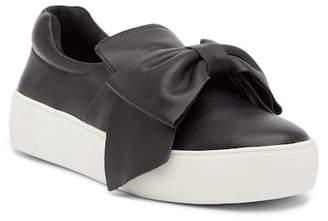 Steve Madden Empire Bow Slip-On Sneaker