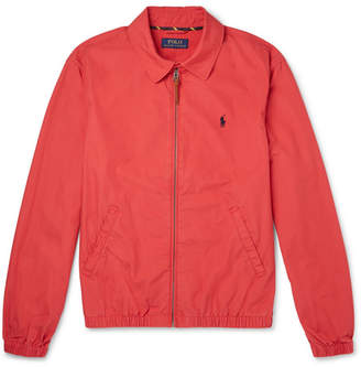 Polo Ralph Lauren Cotton-twill Jacket