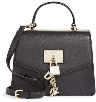 DKNY Elissa Leather Satchel