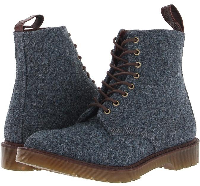 Dr. Martens Beckett (Blue) - Footwear