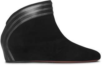 Alaia Wedge ankle boots