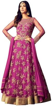 SHRI BALAJI SILK & COTTON SAREE EMPORIUM Festival Bollywood Collection Anarkali Salwar Suit Kaftan Ceremony Punjabi 3