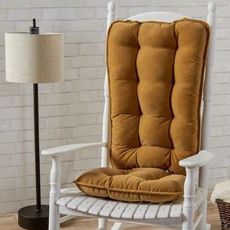 Asstd National Brand Greendale Home Fashions Jumbo Cherokee Rocking Chair Cushion Set