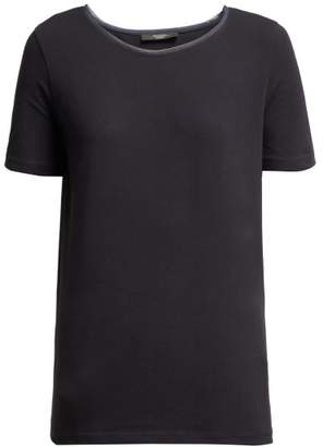 Max Mara Multi C T Shirt - Womens - Navy