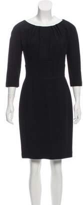 Trina Turk Mini Jersey Dress
