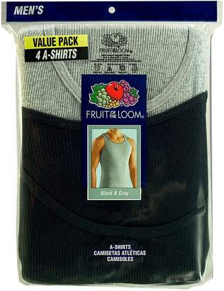 Fruit of the Loom Mens Color A-Shirt - Colors May Vary