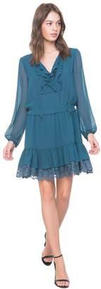 Juicy Couture Ruffled Flirty Dress