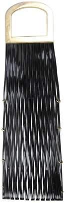Vintage Unsigned Black Patent leather Handbags