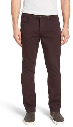 Paige Transcend - Federal Silm Straight Fit Jeans
