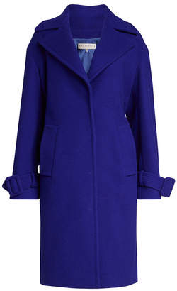 Emilio Pucci Virgin Wool Coat with Cashmere