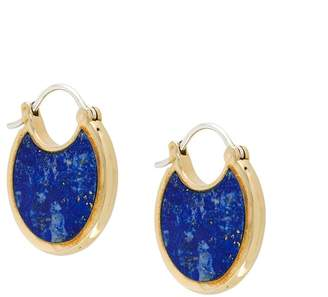 Pamela Love Mojave lazuli lapis earrings