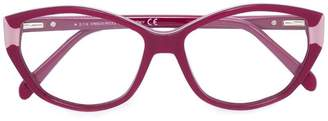 Emilio Pucci cat eye optical glasses