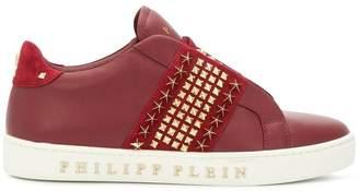 Philipp Plein stud detail sneakers