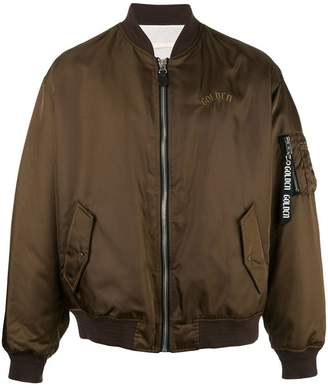 Golden Goose oversized bomber jacket