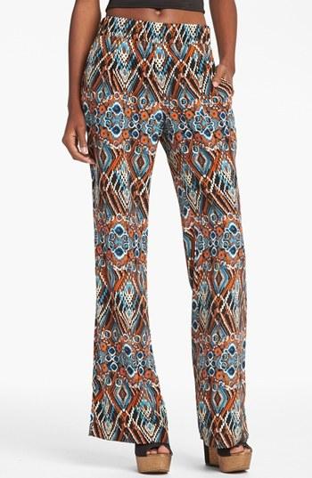 WAYF Wide Leg Pants