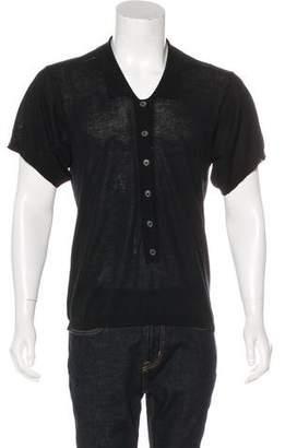 Stella McCartney Short Sleeve Polo Shirt