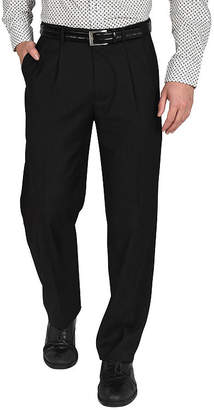 Dockers Mens Straight Fit Pleated Pants