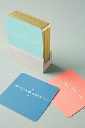 Compendium Motto of the Day Card Set