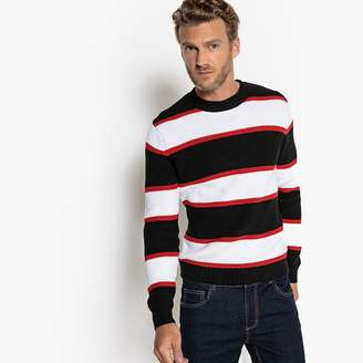 Red And White Striped Sweater Men Shopstyle Uk