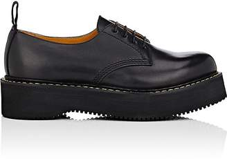 """R 13 Women's """"Stack"""" Leather Oxfords"""