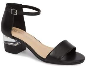 Bella Vita Fitz Block Heel Sandal