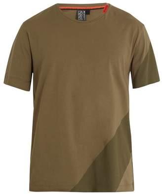 P.E Nation The Up Shot Crew Neck T Shirt - Mens - Khaki