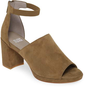 Eileen Fisher Matty Ankle Strap Sandal