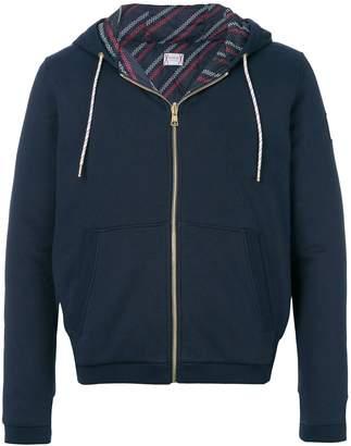 Moncler Maglia zipped hoodie