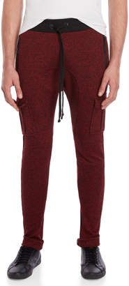 American Stitch French Terry Cargo Joggers
