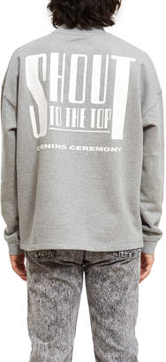Opening Ceremony The Style Council Cozy Sweatshirt